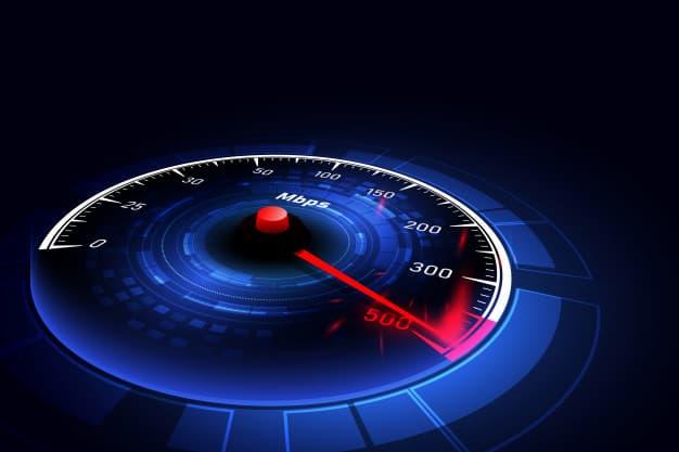 בדיקת מהירות גלישה